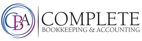 Complete Bookkeeping & Accounting Logo