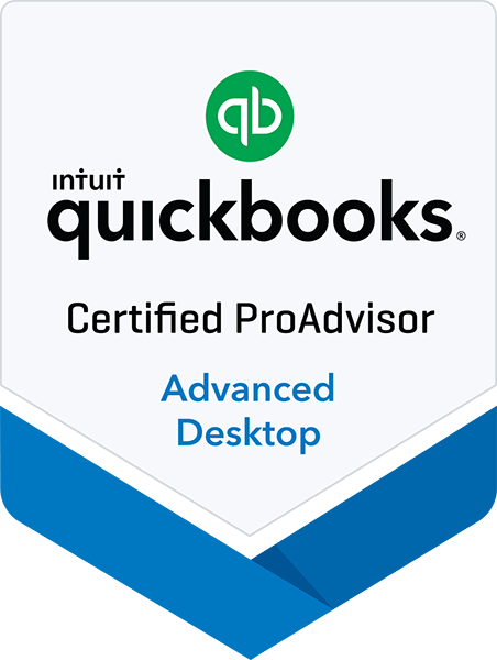 Quickbooks Certified Pro Advisor Advanced Desktop