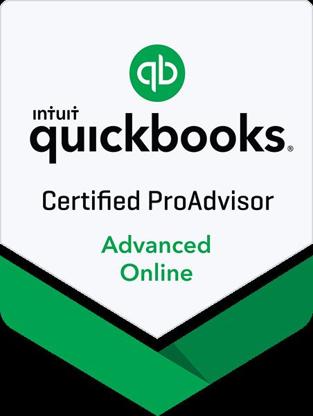 Quickbooks Certified Pro Advisor Advanced Online